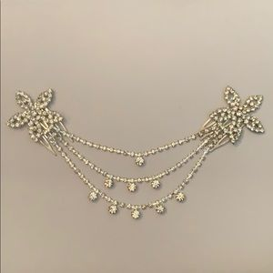 Jeweled Hair Accessory